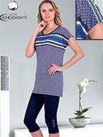 Комплект (футболка, лосины) 52341 Cocoon