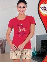 Комплект (футболка, шорты) Love 62805 Sabrina
