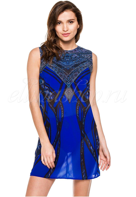 15SR676R Stardust платье Gottex