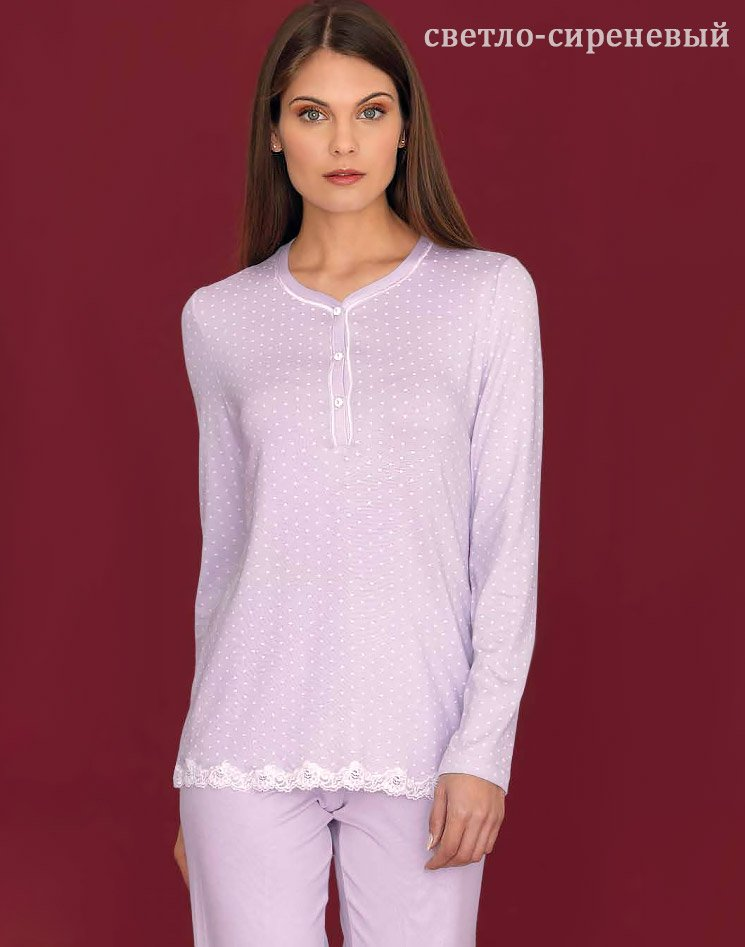 02271 Пижама (кофта+брюки) Linclalor