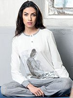 Комплект (футболка, бриджи) 73159 Linclalor