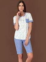 Пижама (футболка, шорты) 76735 Linclalor