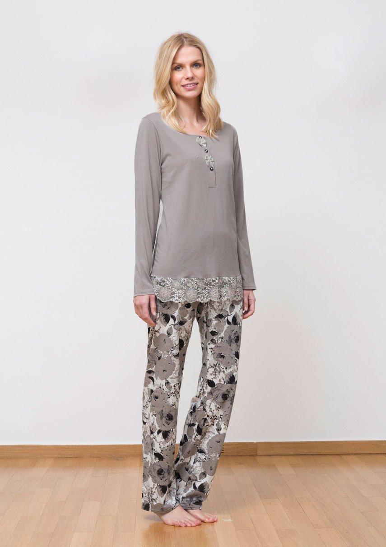 Пижама (кофта+брюки) 16334 Nota