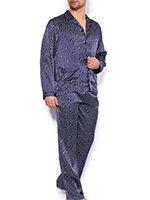 Пижама мужская (жакет+брюки) 011705 Remy - Oryades