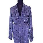 Мужской шелковый халат Remy 151705 Oryades
