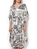 191712 Felicie Платье-туника шелковая Oryades