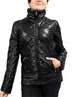 Куртка женская, стеганная (осень, весна) FloJo