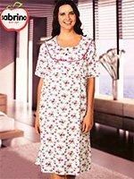 11220 Рубашка средней длины Sabrina