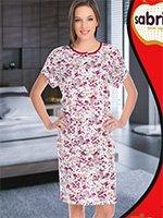 12566 Рубашка средней длины Sabrina