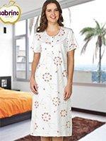 12586 Рубашка средней длины Sabrina