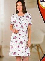 12594 Рубашка средней длины Sabrina