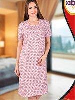 12612 Рубашка средней длины Sabrina