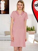 Ночная рубашка средней длины 16025 Sabrina