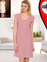 Ночная рубашка средней длины 16027 Sabrina
