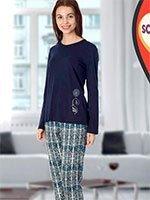 Комплект (кофта+брюки) 42811 Sabrina
