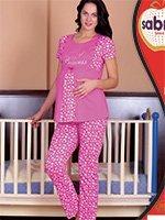 Комплект (футболка, брюки) для беременных 42825 Sabrina