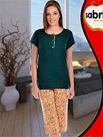 Комплект для отдыха (рубашка+бриджи) 52568 Sabrina