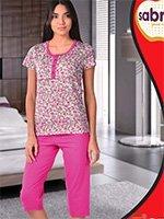 Комплект для отдыха (рубашка+бриджи) 52575 Sabrina