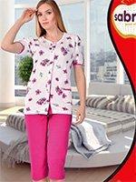 Комплект для отдыха (рубашка+бриджи) 52576 Sabrina