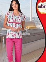 52580 (52597) Комплект (футболка+бриджи) Sabrina