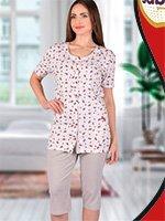 52594 Комплект (футболка+бриджи) Sabrina