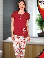 Комплект для отдыха (футболка+бриджи) 52605 Sabrina