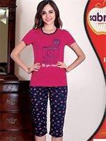 Комплект (футболка, бриджи) 52802 Sabrina