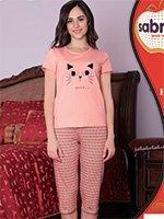 Комплект (футболка, бриджи) 52829 Sabrina