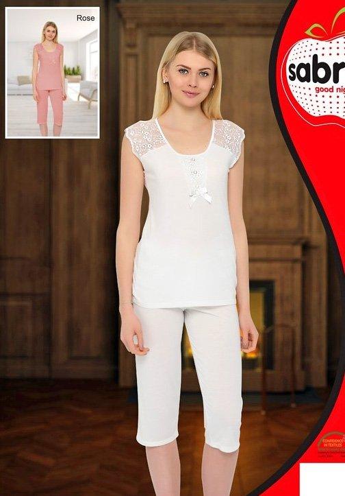 Комплект для отдыха (футболка+бриджи) 56003 Sabrina