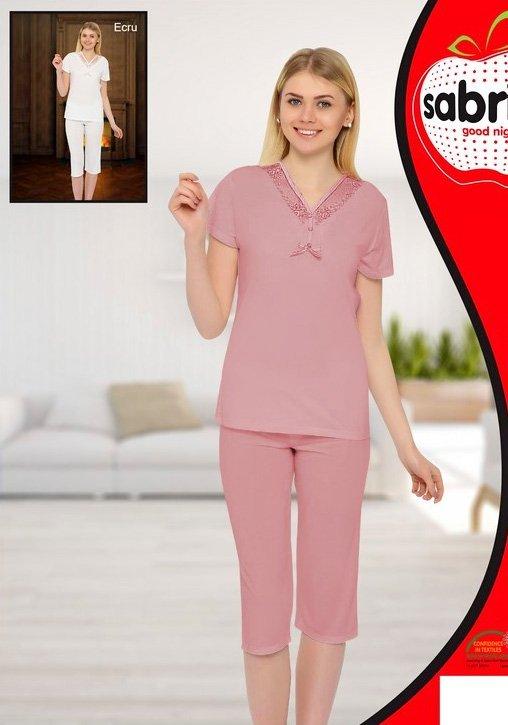 Комплект для отдыха (футболка+бриджи) 56006 Sabrina