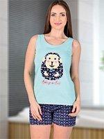 Комплект для отдыха Обезьянка (майка+шорты) 62547 Sabrina