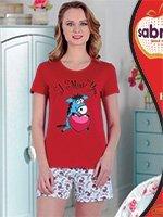Комплект (футболка, шорты) 62809 Sabrina