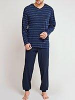 Пижама мужская (кофта+брюки) 154621 Schiesser