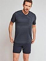 Комплект (футболка+шорты) 154771 Schiesser
