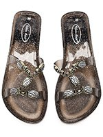 Женская пляжная открытая обувь Folly Victor odil
