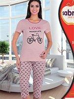 Комплект (футболка, бриджи) 52803 Велосипед Sabrina