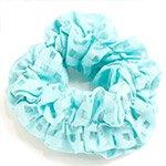 Резинка для волос большая Клетка (48897)