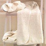 Комплект женский бамбуковый для сауны Queen (3 предмета) Coronet
