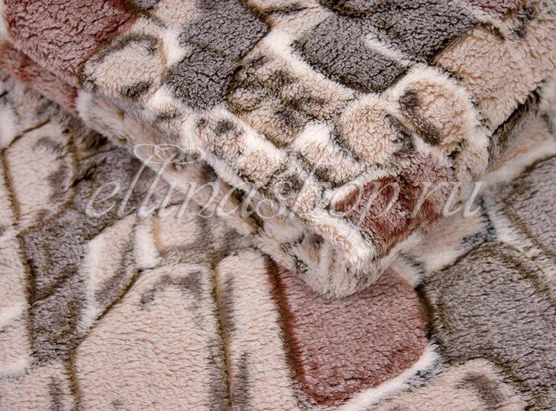 Анаконда - плед из бамбукового волокна