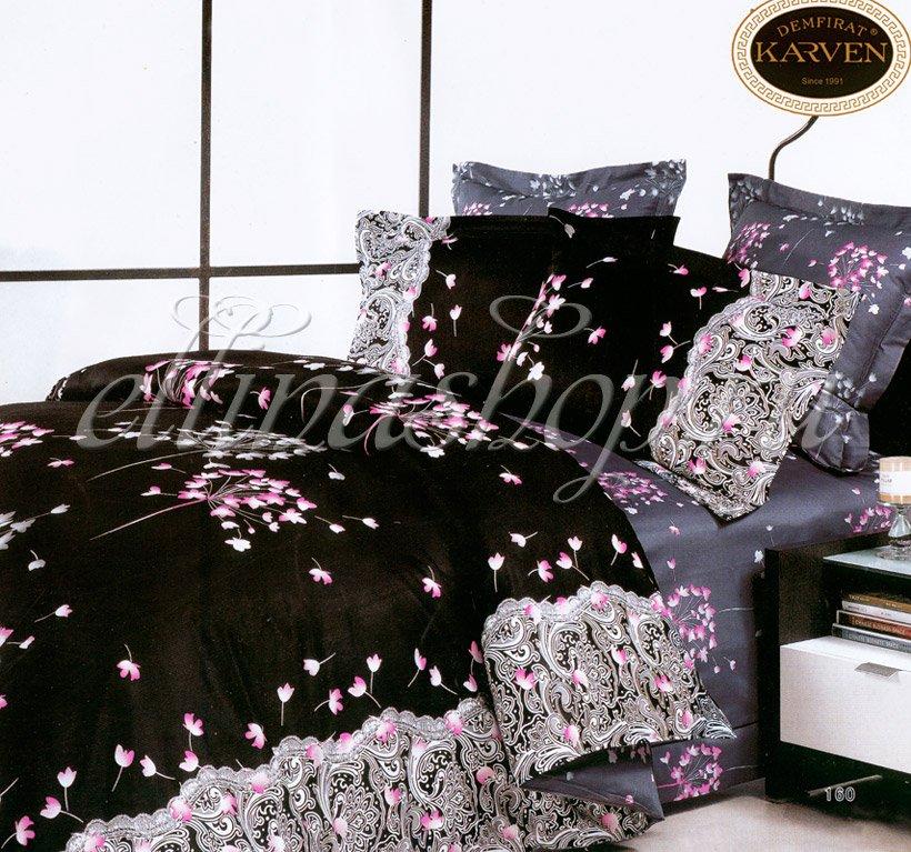 BM-006 постельное белье из бамбука Karven