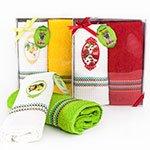 Комплект полотенец (40x60 2шт) Mimoza Karven
