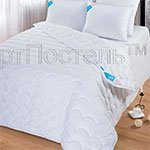 Лебяжий пух soft подушки и одеяла Артпостель