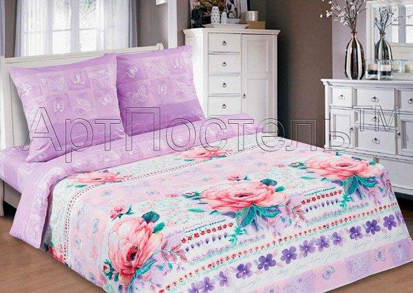 Венера постельное белье из поплина Арт постель