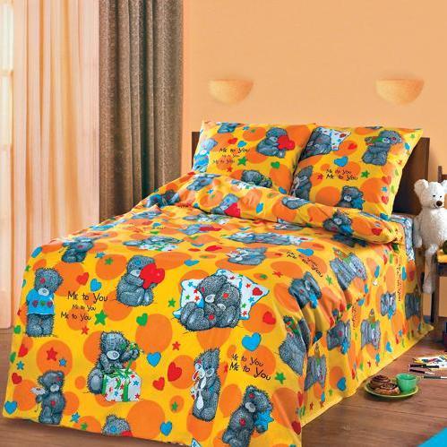 Топтыжка детское постельное белье Арт постель