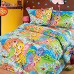Детское постельное белье из бязи 020-bd Cleo