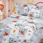 Детское постельное белье из бязи 022-bd Cleo