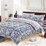 Комплект постельного белья из сатина SL-045 Cleo