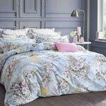 Комплект постельного белья из сатина SL-049 Cleo