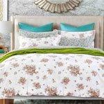 Комплект постельного белья из сатина SL-062 Cleo