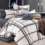 Комплект постельного белья из сатина SL-064 Cleo